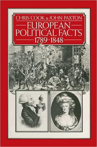 European Political Facts 1789–1848 (Palgrave Historical and Political Facts)