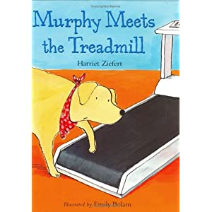 Murphy Meets the Treadmill Click on image for further info.