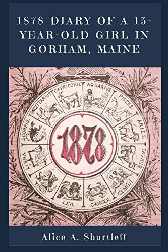 1878 Diary of a 15-Year-Old Girl in Gorham, ME PDF