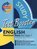img - for KS3 English: Test Booster (Collins Study & Revision Guides) by Alan Coleby (1999-01-18) book / textbook / text book
