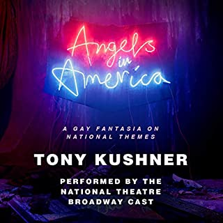 Book Cover: Angels in America: A Gay Fantasia on National Themes