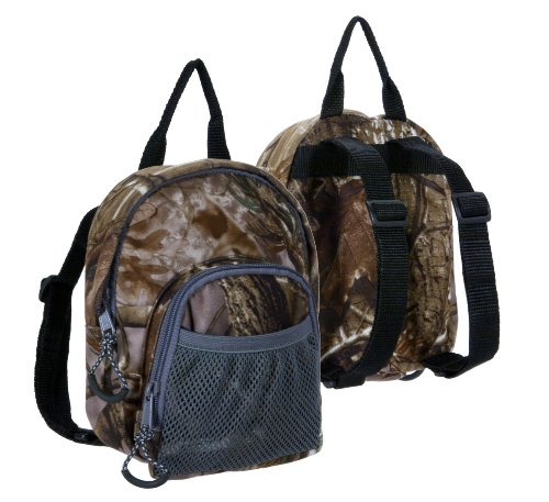 Lucky Bums Lucky Bug Backpack (Camo Realtree APHD), Bags Central