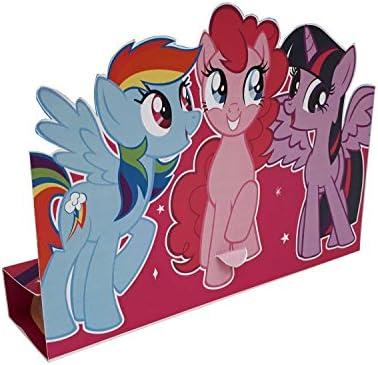 Amscan International 8/My Little Pony Stand-up l/ädt und Umschl/äge