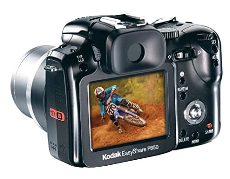 51BXDSQW19L._SX466_ amazon com kodak easyshare p850 5 1 mp digital camera with 12x  at mifinder.co