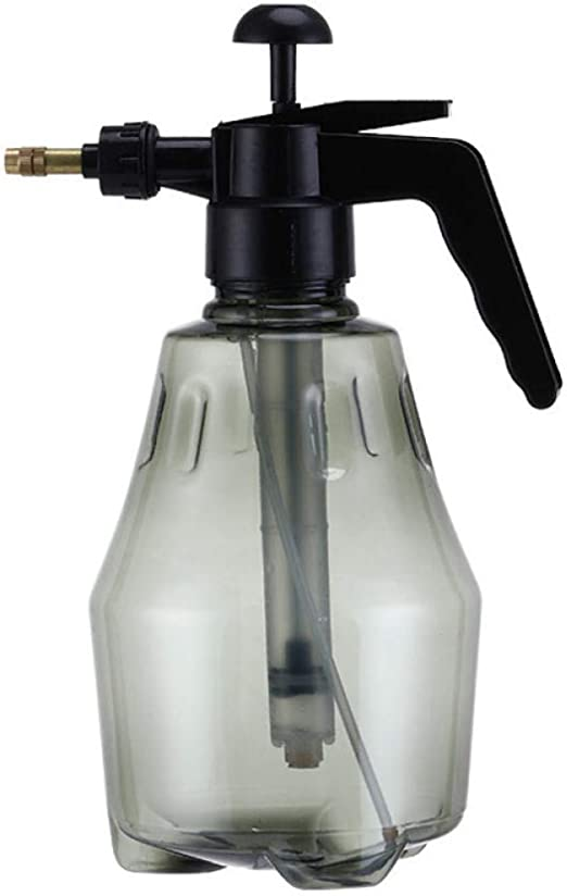 LYEXO Spray Bottle Fine Mist Empty Empty Spray Bottle Ideal para Productos De Limpieza Jardín Usando Beauty Treatments@1.5L_C: Amazon.es: Jardín
