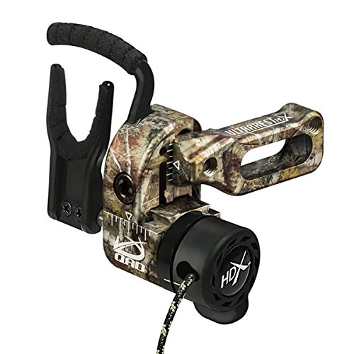 (QAD Ultra-Rest HDX Right Hand REALTREE EDGE)