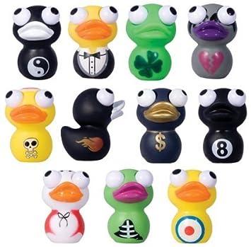 Amazon.com: Cute squishies * Pato Eye Poppers, 14 unidades ...
