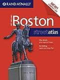 Rand Mcnally Get Around Boston Street Atlas, , 0528859250