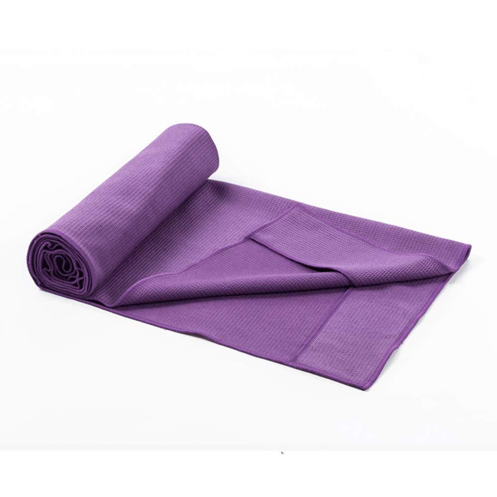 Toalla de yoga Triple protección antideslizante Agarre ...