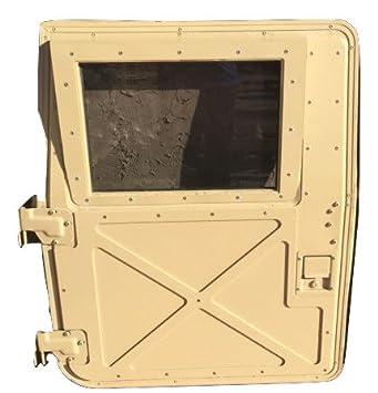 M998 HUMVEE X-DOORS - SET OF 4 - NEW PAINT \u0026 EXTERIOR SKIN -  sc 1 st  Amazon.com & Amazon.com: M998 HUMVEE X-DOORS - SET OF 4 - NEW PAINT \u0026 EXTERIOR ...
