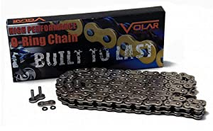 5. 530 x 118 Links O-Ring Motorcycle Chain by Volar Motorsport, Inc