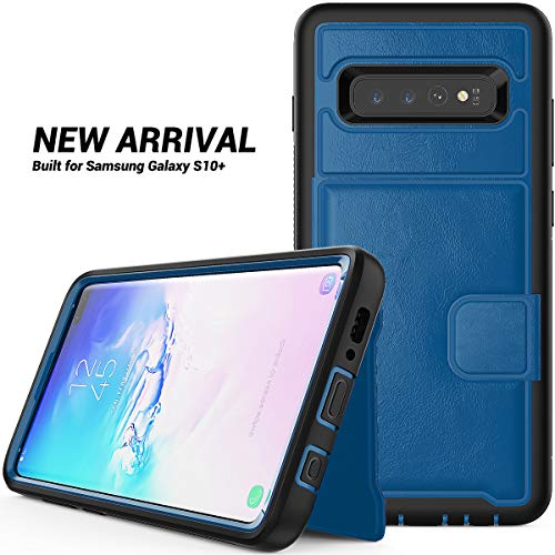 - Galaxy S10e Wallet Case, ZERMU Durable Premium PU Leather Shockproof Leather Back Cover?Folio Flip Wallet Protective Defender with Card Slot [Compatible with Magnetic car Mount]for Samsung Galaxy S10e