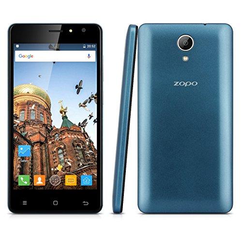 Zopo-C2-3G-Smartphone-Libre-Android-60-Pantalla-50-MT6580-Quad-Core-13GHz-1G-Ram-8G-Rom-Dual-Sim-Dual-ID-Smart-Wake-50-MP-Cmara-Trasera