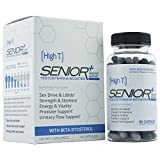 High T Senior Testosterone Booster Supplement, 90 Count