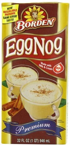 Borden Egg Nog 946 ml (Pack of 2) -