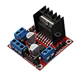 Honbay L298N Motor Drive Controller Board DC Dual H-Bridge Robot Stepper Motor Control & Drives Module for Arduino Smart Car Power UNO MEGA R3 Mega2560 Duemilanove Nano Robo