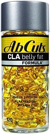 Ab Cuts CLA Belly Fat Formula, 120 Softgels