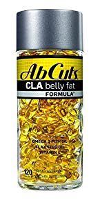 Ab Cuts CLA Belly Fat Formula, 120 Softgels