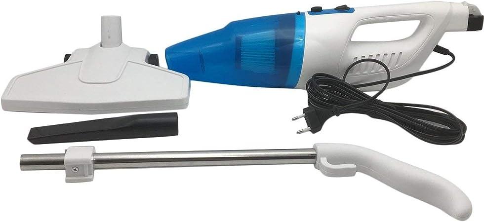 Paperllong Mini aspiradora portátil Empujador de Varilla de Mesa Mini eliminación de ácaros del hogar Aspirador de succión Fuerte a pequeña Escala: Amazon.es: Hogar