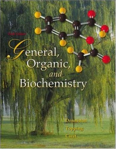 Download General, Organic, and Biochemistry: Fifth Edition: 5th (Fifth) Edition ebook