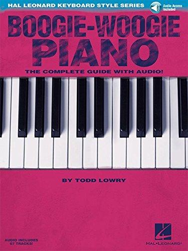 Boogie-Woogie Piano: Hal Leonard Keyboard Style