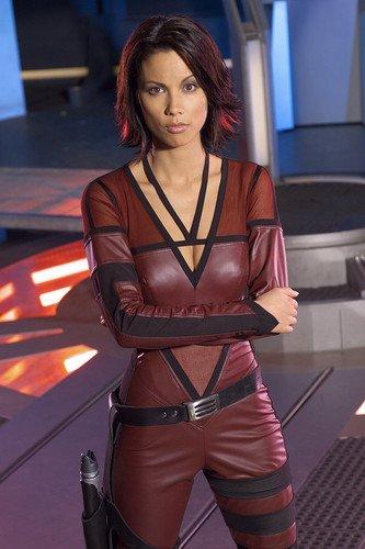 Lexa Doig Poster cult TV sci-fi series Andromeda