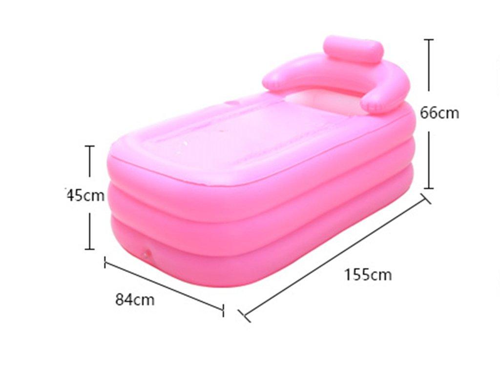 Vasca Da Bagno Rimovibile : Vasca da bagno gonfiabile vasca da bagno rimovibile per adulti vasca