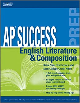 AP Success: English Lit and Comp, 5E (Ap Success : English Literature & Composition)