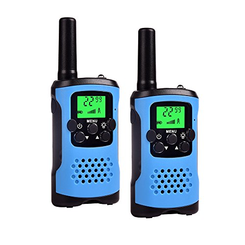 Mico Toy for 3-11 Year Old Boy Kids, Walkie Talkie Gift for 4-10 Year Old Boys Birthday Present for Boys Girl Age 4-12