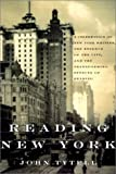 Reading New York, John Tytell, 0375414169