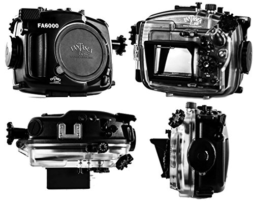 Fantasea Underwater Housing for Sony a6000 Mirrorless Cameras  (port sold separately)
