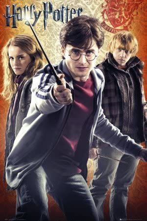 Posters: Harry Potter Poster - And The Deathly Hallows 2 ...