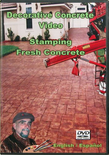 Stamping Fresh Concrete by JJ Video and Book Productions, LLC