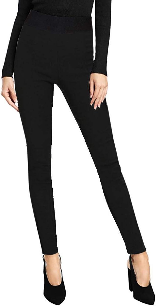 Hybrid /& Company Women Super Comfy Stretch Pull On Pants P47912SKX Black 1X