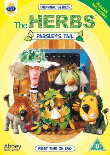 The Herbs - Parsley's Tail [DVD]: Amazon co uk: Gordon Rollings: DVD