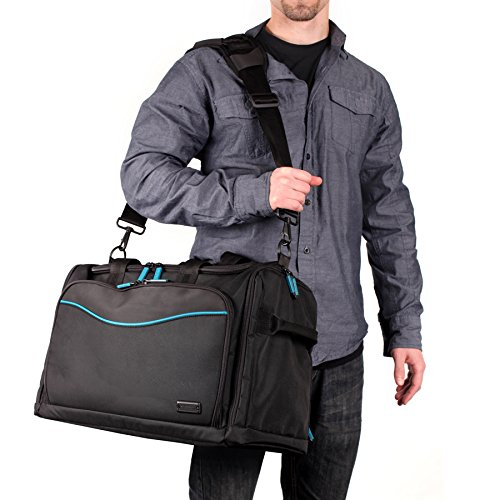 Skooba Design, Laptop Weekender V.3 Bag, Great Travel Bag, Duffle Bag, Lots of Storage Compartments (Bag V Laptop)