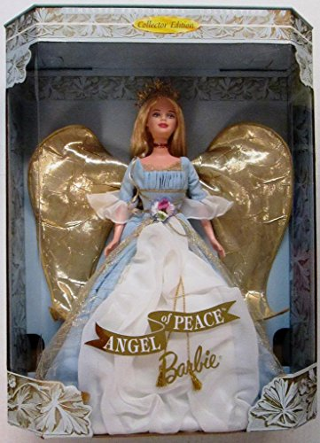 Barbie Angel of Peace Timeless Sentiments Collection 12