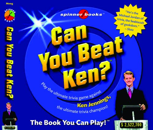 Spinner Books - Can You Beat - Amps Moog