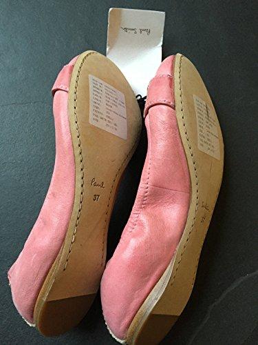 Paul Smith Vrouwen Ballerina Stijl Lederen Platte Schoenen Eu 36 37 Eu