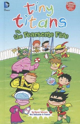 Tiny Titans vs. The Fearsome Five