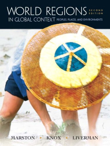 World Regions in Global Context: Peoples, Places, and Environments (2nd Edition)