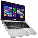 """2016 Newest Asus K Series 14"""" Ultra Slim 1920 x 1080 Full HD Laptop, Intel Core i7-5500U Processor, 8GB RAM, 750GB HDD, NVIDIA GeForce 940M GDDR3 2GB, Webcam, WIFI, HDMI, Windows 10"""