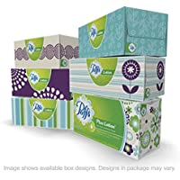 Puffs Plus Lotion Facial Tissues Family Boxes, 12-Count (124 tissues per Box)