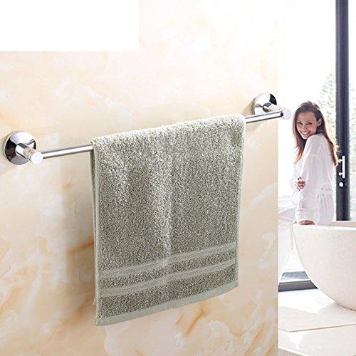 toilet/Bathroom accessories/single-tier Towel rack/Towel shelf /Thicken single Towel Bar/Towel hanger-C chic