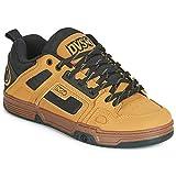 Dvs Footwear Mens Comanche Skate Shoe, Chamois