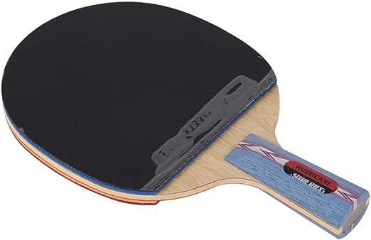 XGGYO Avanzado Palas Tenis Mesa/Competencia Raquetas de Ping Pong ...
