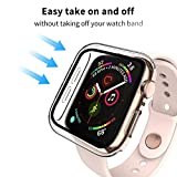 Smiling Case Compatible with Apple Watch Series