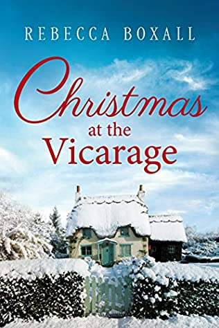book cover of Christmas At the Vicarage