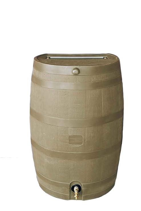 RTS Companies Inc RTS acentos para el hogar 50-gallon lluvia ...