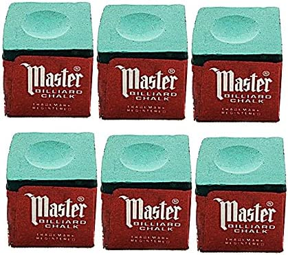 Dozen Green Master Chalk Pieces product image